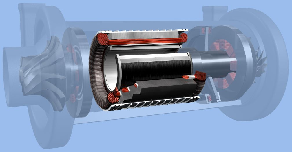 High speed generator technical details application for What is found in a generator and motor
